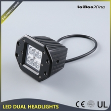 New 18W LED work light off road,ATV,heavy duty vehicles, IP68 led tractor working lights 10v-30v auto Led Construction Worklight