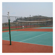 Indoor Volleyball court Flooring Material Plastic Surface