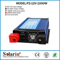 High power high quality long life 1000w pure sine wave inverter