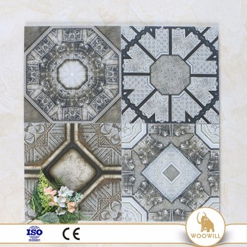 200x200mm Slip Resistant Pattern Design With Tile For Terrace