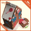 creative design diy eva paper craft kit toy