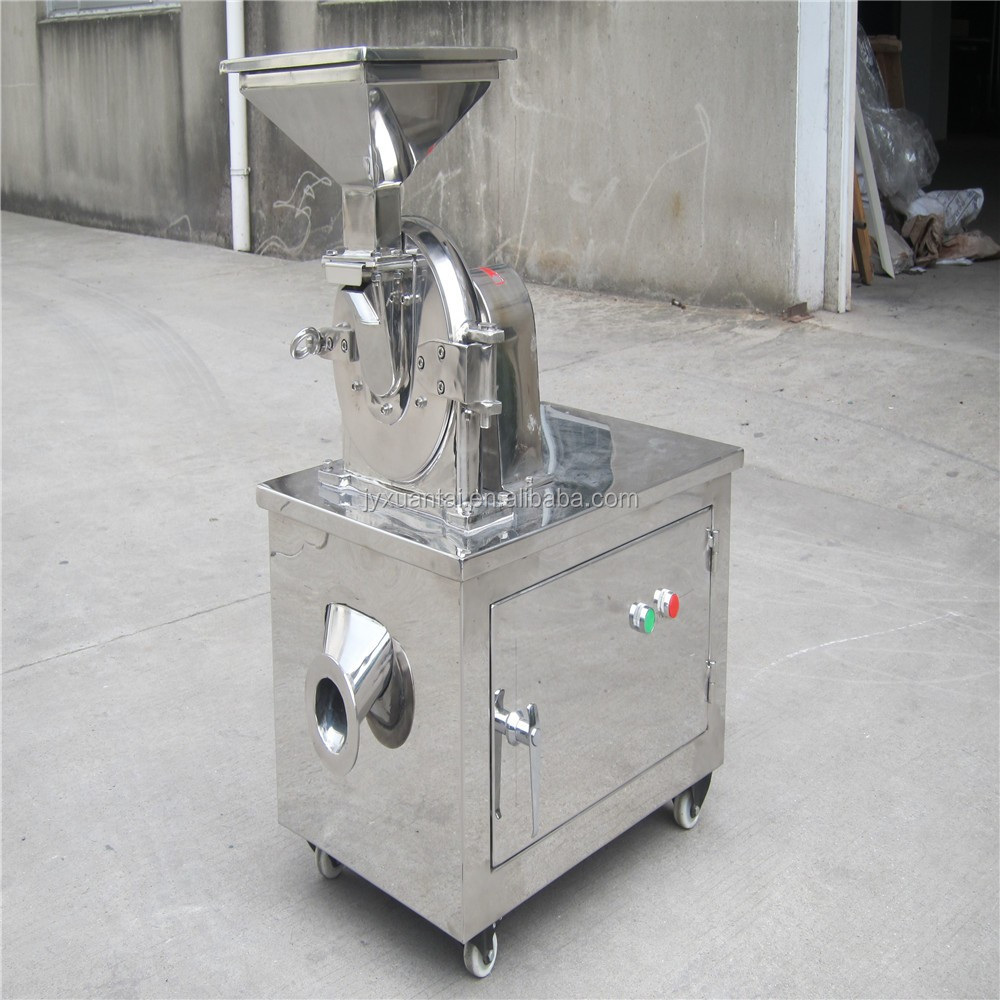 small lab pin mill pulverizer for grain sugar salt spice