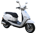 "12"" alloy wheels 125cc EEC4 on-road legal scooter motorcycle (TKM125E-V1)"