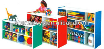 kid nursery school furniture of wooden toys shelf buy nursery school