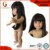 2017 new style production doll wig long rose doll wigs