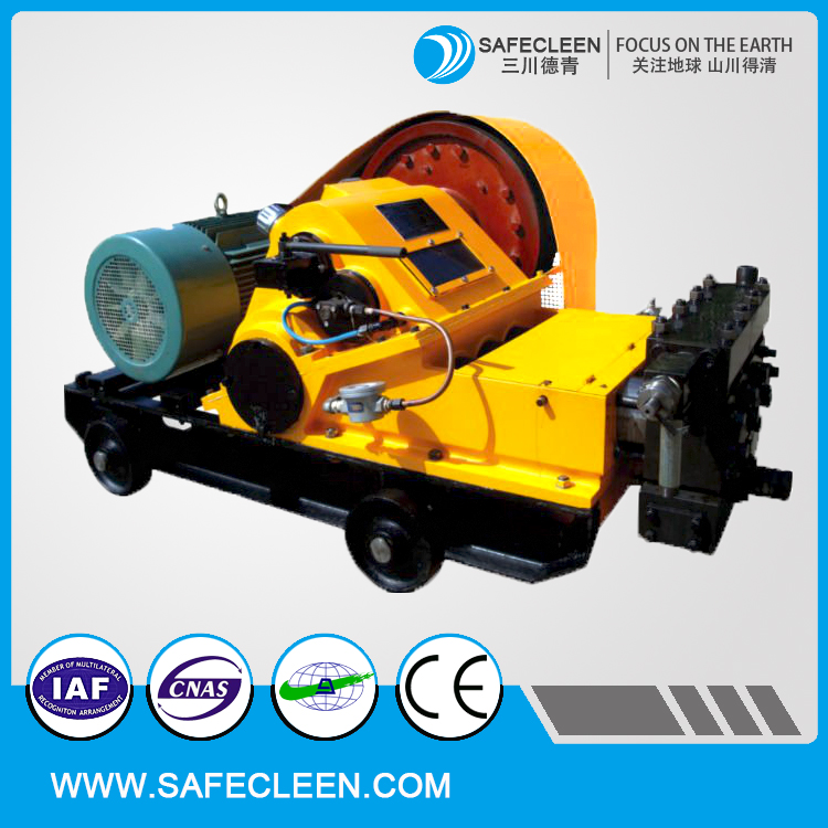 SNS-130 High Pressure Cement Grout Pump