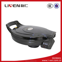 Diameter 30cm Electric Pizza Pan Liven LR-300D