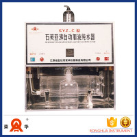 2016 industrial or laboratory glass water distiller