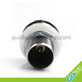 pop up bathroom stopper brass bathroom waste European push button drain