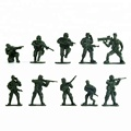 ICTI approved Factory Cheap Small Plastic Toy Army Soldiers Action Figure