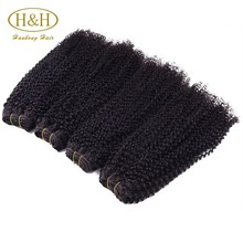 100 human braiding hair raw unprocessed virgin peruvian hair jerry curl human hair for braiding