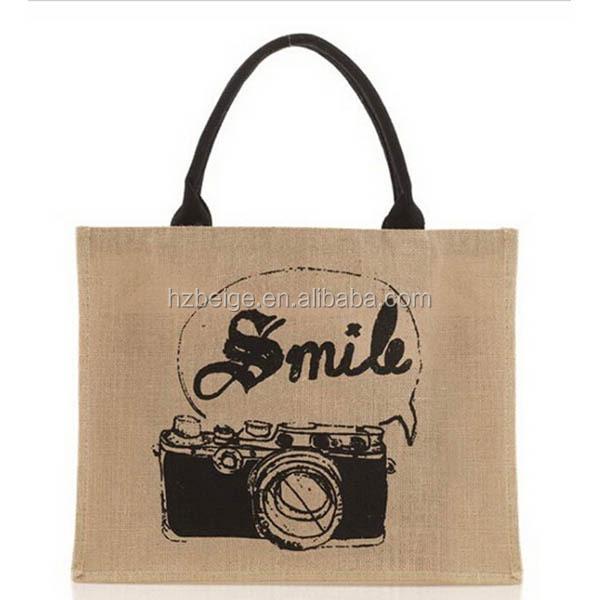 2016 Hemp Jute Shopping Bag,Jute Bags Wholesale,Jute Grocery Cart ...