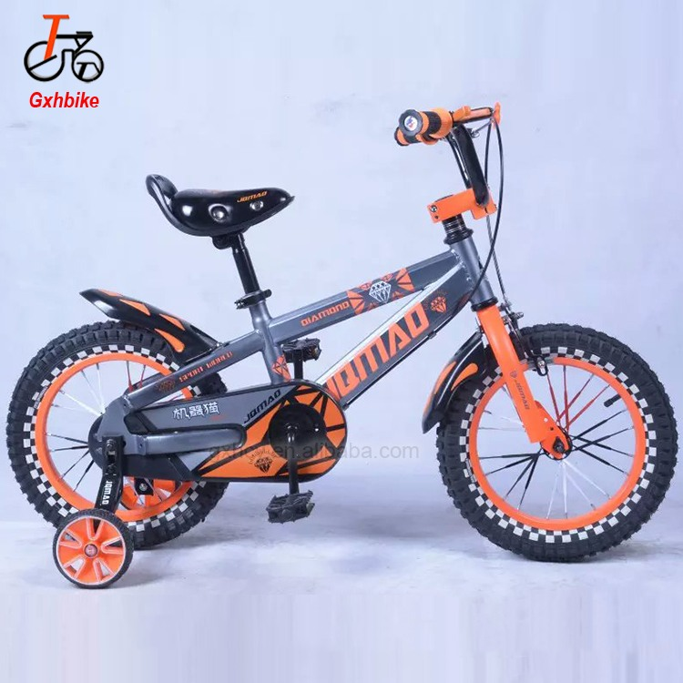 "2017 hot sale fixed gear bike / kids quad bike 50cc with best quality / 12"" wheel size bike for 10 years old children"