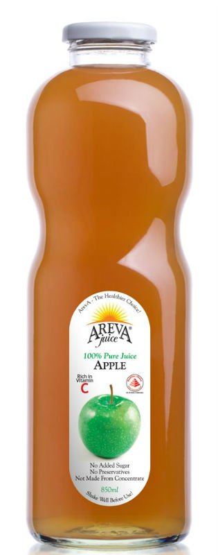ArevA 100% Pure Apple Juice