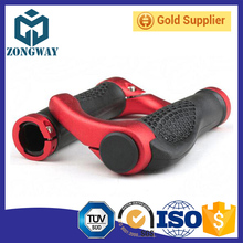 Anti-slip Road Cycling Mountain Bike Grips Rubber Aluminum Alloy MTB Handle Bicycle Handlebar