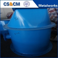 metal duct collector /sheet metal duct collector/sheet metal duct collector fabrication