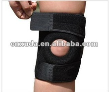 Good elasticity Knee Support with a hole