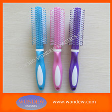 Colorful rotating hairbrushes / Plastic round hairbrush /Best hairbrush