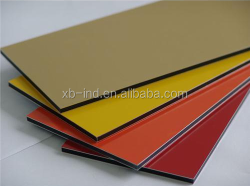 aluminum cladding panel installation/aluminum composite panels