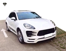 Pors-che macan body kit 14y~ PU plastic 100% fitment hm macan body kit