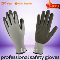New latest sexy practical latex coated gloves