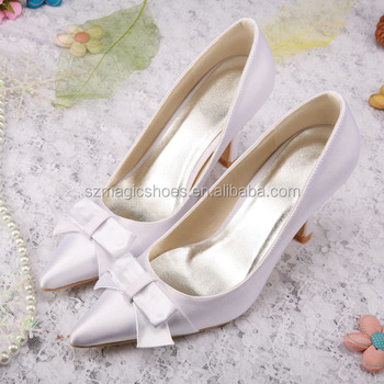 Italian Sexy Bridal Wedding Shoes Manufacture