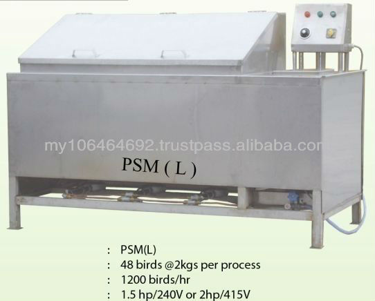 Poultry Scalding Machine (L)