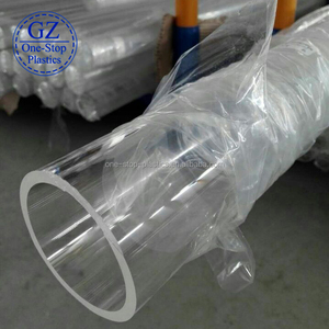 High Quality Large Diameter Acrylic Tube