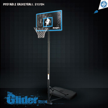 Swager Glider Basketball stand