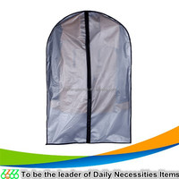 dry clean plastic covers/dry cleaning laundry bag/garment bag dry cleaning