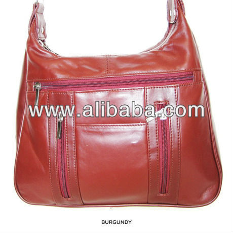 100% Genuine Lambskin Leather Purse