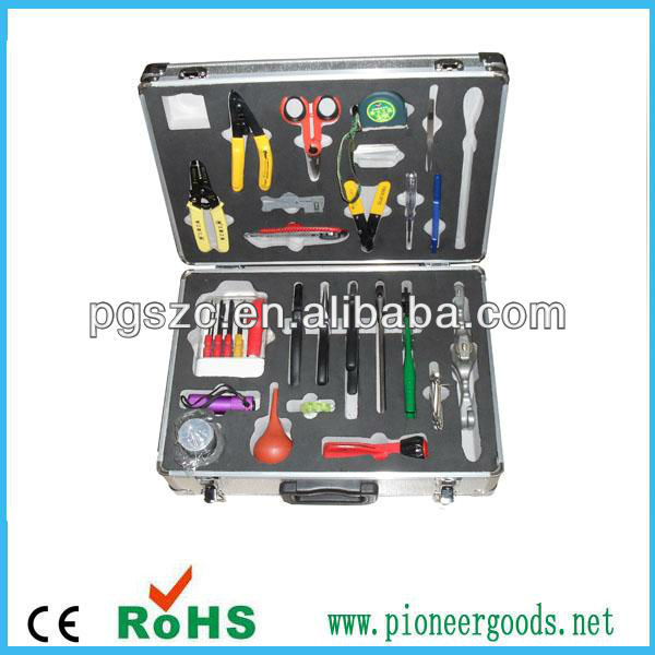fibre splicing tool kit PGTO12