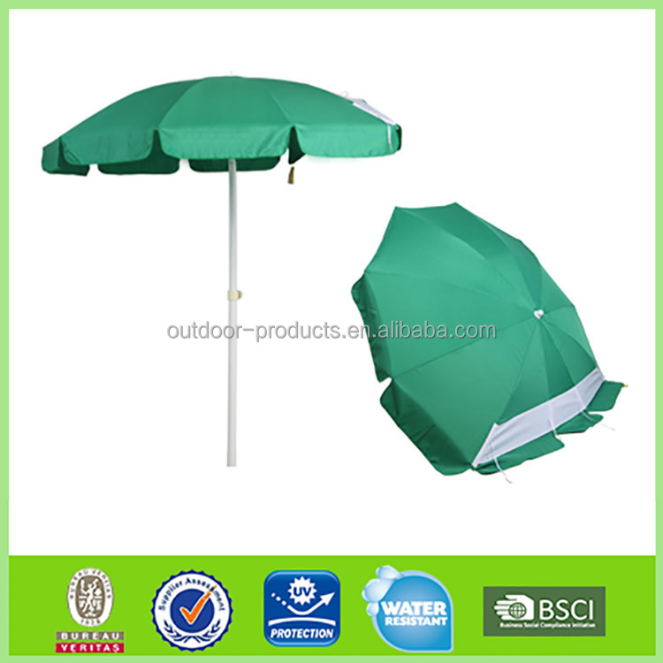 2016 New design OEM and ODM Windproof Sun protection quality custom bar umbrella