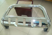 Nissan Navara stainless steel bull bar,, front guard, front bumper guard