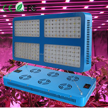 factory supply hydroponic greenhouse used 200led*10w reflector 2000w led grow light