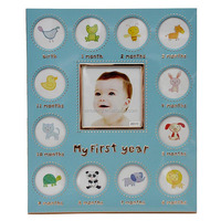 the new design for my first year baby photo frame ZD123