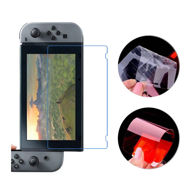 Newest Lcd screen protector for Nintendo Switch