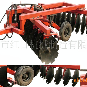 china good quality 1BZ trailed type heavy duty offset disc harrow