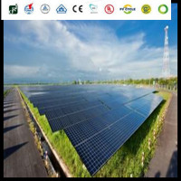 12V Poly solar panel 150w solar module power system