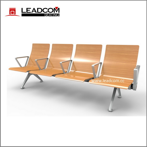 Leadcom 4 seater chair waiting airport (LS-529MF)