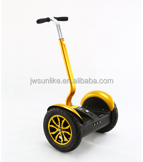 Don't miss!!! Hot Sale Gold E Scooter On Road for 15 Inchs