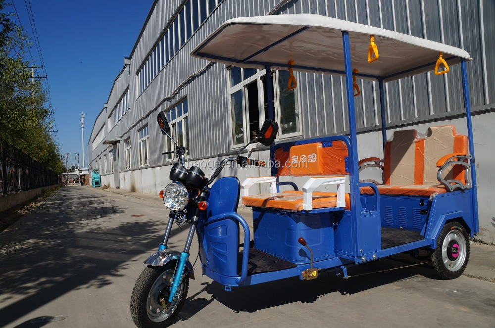 New 3 WHEELS electric tricycle /electric rickshaw parts in china