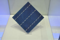 A grade best polycrystalline solar cells 6x6 for solar panel