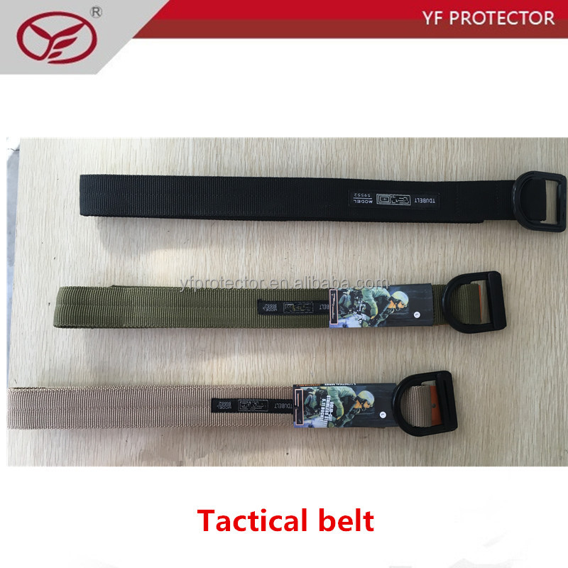 wholesales tactical belt with nylon material