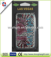 diamond/crystal mobile phone case--LAS VEGAS