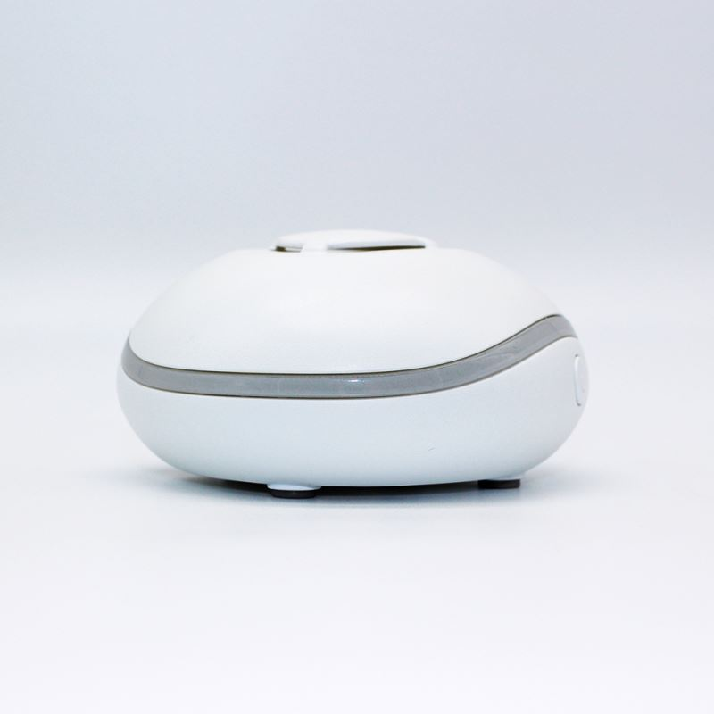Unique aroma diffuser with fan nebulizing diffuser/excellent scent fragrance/best selling air purifer