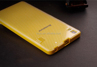 Stylish PU soft gel flexible and super thin cover for lenovo k3 mobile phone case,