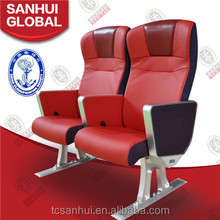 High quality low price artificial leather luxury boat seat , boat parts