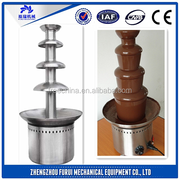 stainless steel chocolate fountain chocolate fondue fountainer maker commercial chocolate. Black Bedroom Furniture Sets. Home Design Ideas