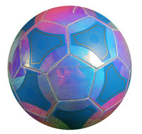 official size 5 Laser pvc promotion soccer ball